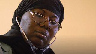 Returnee nurse healing unstable northern Mali town