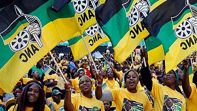 S.Africa's ANC leads with 57.38% of vote after 90% of votes counted