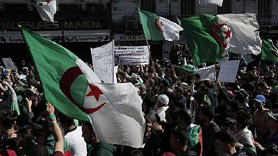 Algérie: 12e vendredi consécutif de manifestations