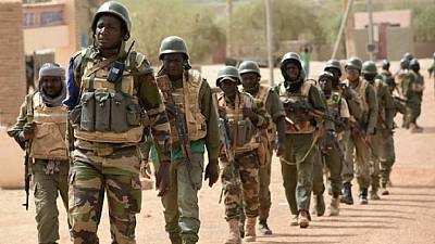 Unidentified armed men kill 4 civilians in Central Mali