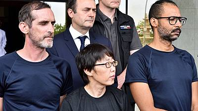 Burkinabes welcome release of 4 hostages by French special forces