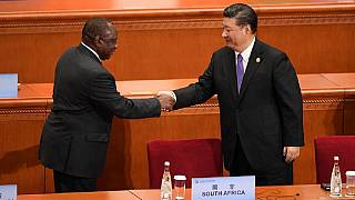 China ready to work with new South African administration