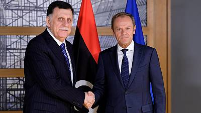 EU Ministers call for political solution in Libya