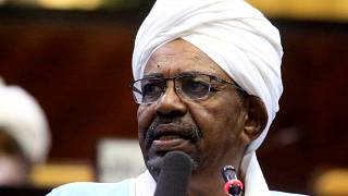 Sudan charges Bashir in protesters killings