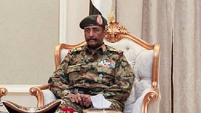 Sudan protest hub: Junta leader in Eritrea for talks with Afwerki