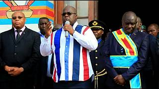 Tshisekedi struggles with security issues in DRC