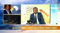 Sénégal : des tonnes de déchets toxiques à Thiaroye [Morning Call]