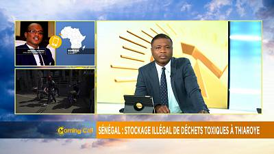 Concern over toxic waste in Thiaroye, Senegal [Morning Call]