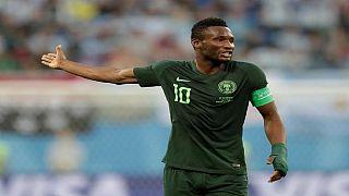 Football: John Obi Mikel veut revenir dans l'équipe nationale du Nigeria pour la CAN 2019