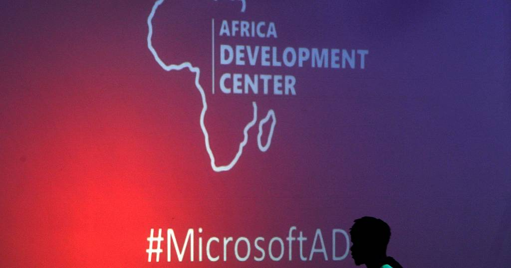Microsoft to spend $100 million on kenya,Nigeria tech development hub