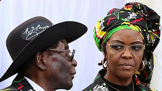 Zimbabwean former first lady Grace Mugabe accused of assaulting domestic worker
