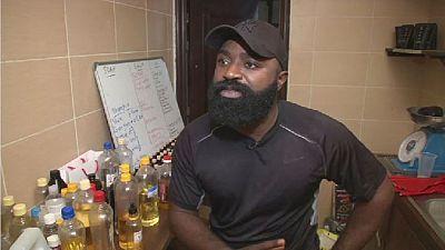 Le retour de la barbe, un business juteux au Nigeria