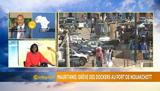 Les dockers du port de Nouakchott en grève [Morning Call]