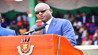 Burundi to seize property of govt critics