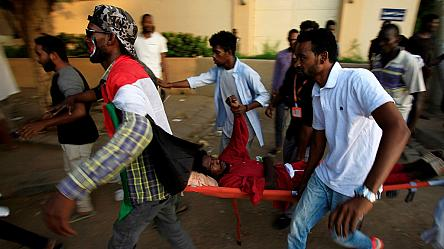 Clashes in Khartoum leave several dead [No Comment]