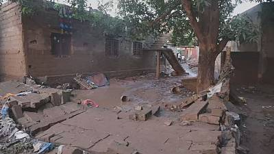 Severe floods in Mali claim at least 15 lives