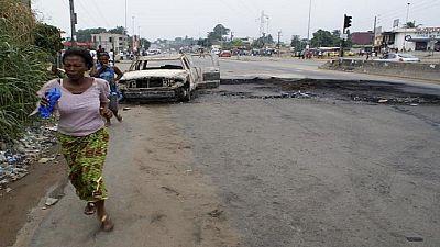 Côte d'Ivoire : 9 morts, 84 blessés dans des heurts interethniques dans le centre