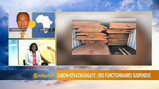Gabon's govt suspends officials over 'Kevazingogate' [Morning Call]