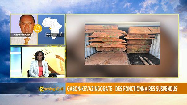 Gabon's govt suspends officials over 'Kevazingogate' [Morning Call]
