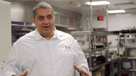 Michelin-star chef Michael Mina shares recipe for success
