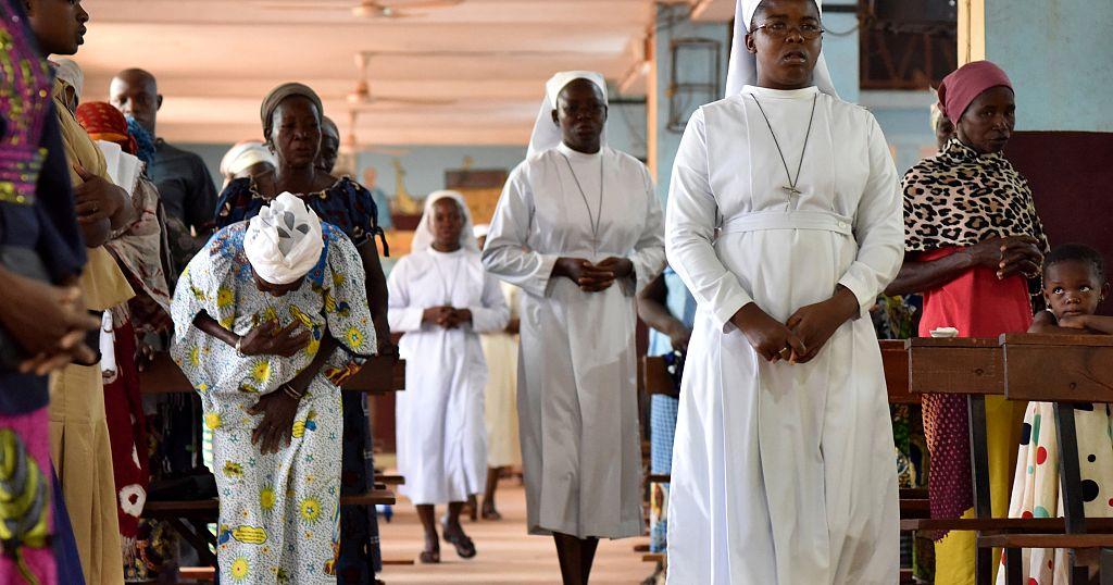 Christians seek refuge after deadly Burkina attack