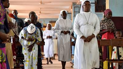 Christians seek refuge after deadly Burkina attack