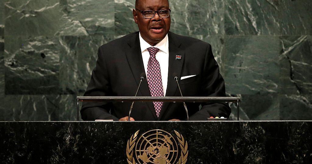 Malawi president faces tough election against deputy