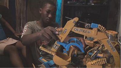 Cameroun : les rêves d'un ingénieur en herbe