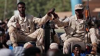 Video: Sudan's deputy military junta head denies role in protestor deaths, says wants democratic elections