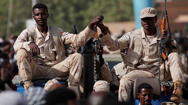 Video: Sudan's deputy military junta head denies role in protestor deaths, says wants democratic elections