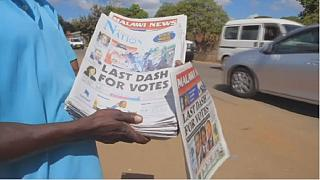 Malawi's opposition candidates wrap up campaigns