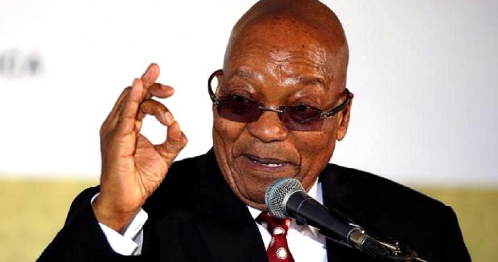 Inside Zuma's arguments to stop corruption trial