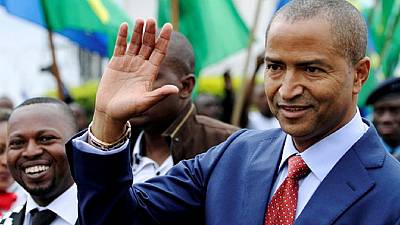 DRC opposition leader Moïse Katumbi arrives in Lubumbashi (local media)