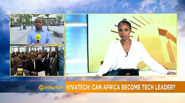 Vivatech2019: can Africa become tech leader? [Morning Call]