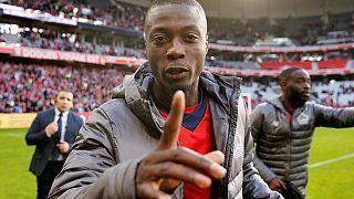 Ligue 1 : l'Ivoirien Nicolas Pépé élu meilleur joueur africain