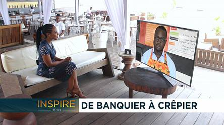 Shifting careers: From banking to making pancakes [Inspire Africa]