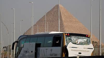 12 Jihadists killed as Egypt investigates bomb explosion