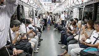 Japon : une application contre les pervers sexuels du métro de Tokyo