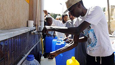 Après deux jours de pénurie, l'eau de retour à Tripoli