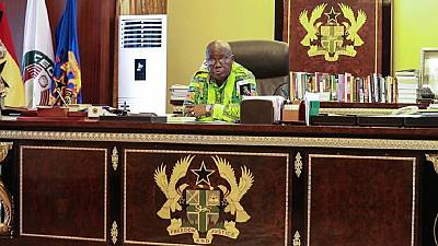 Ghana president assents to Right To Information bill