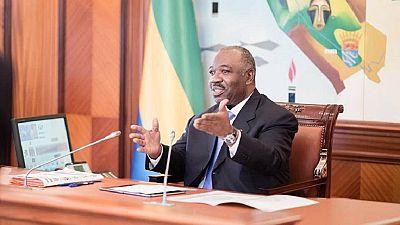 Gabon's Ali Bongo returns to Morocco to recuperate
