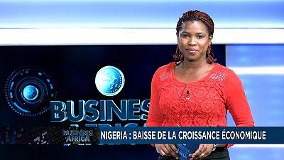 Nigeria: baisse de la croissance économique