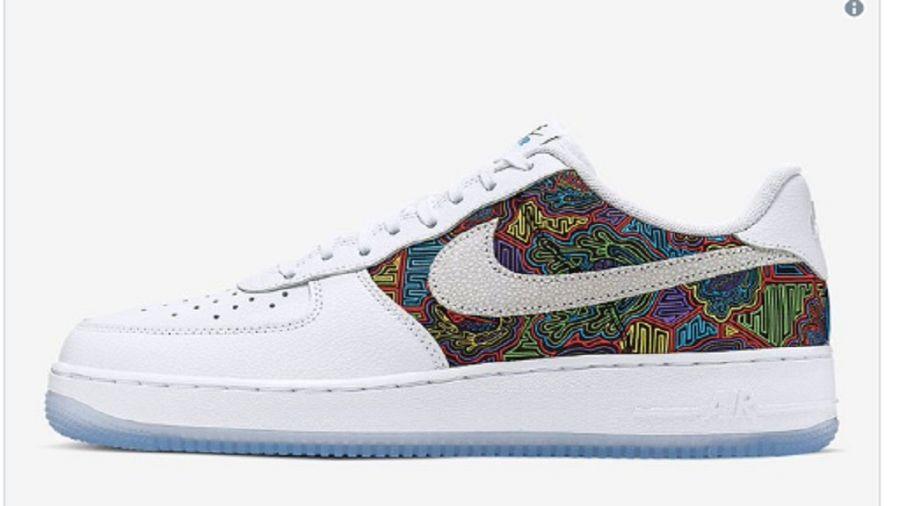 última colección gran variedad de estilos cliente primero Nike ditches Air Force 1 shoe design after Panama's indigenous ...