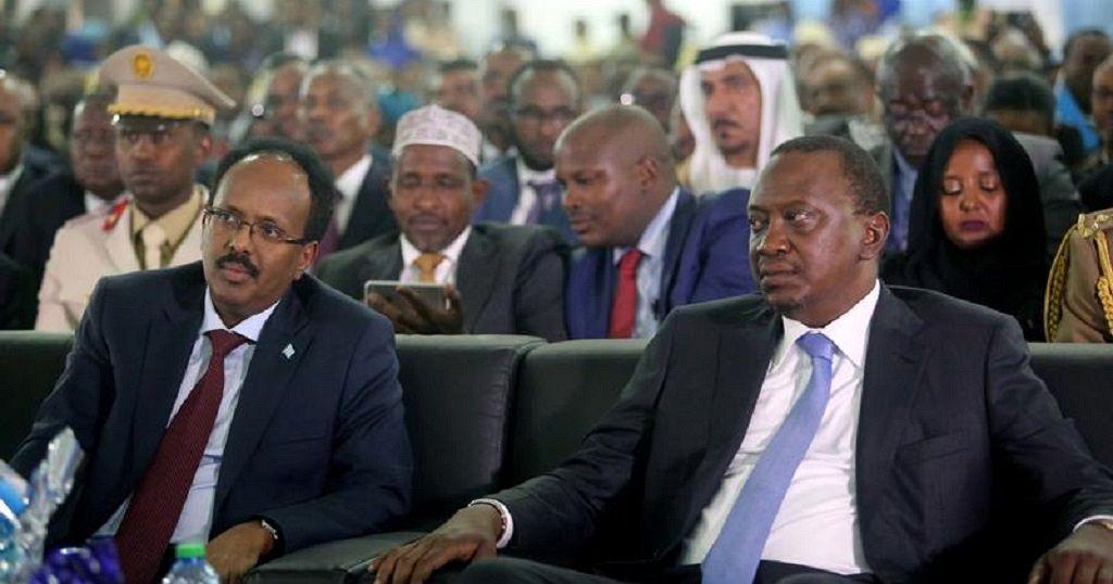 Somalia protests Kenya's hostile diplomacy after Nairobi 'blockage'