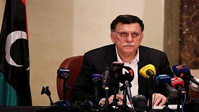Libye : pour al-Sarraj le cessez-le-feu dépend du retrait des forces militaires de Haftar