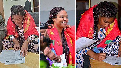 U.S. comedienne Tiffany Haddish granted Eritrean citizenship