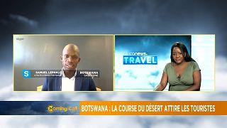 Botswana : la course du désert attire les touristes
