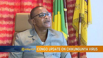 Congo : la riposte des autorités face au chikungunya [Morning Call]