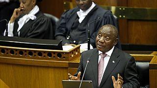 A peine réélu, Cyril Ramaphosa s'attaque à la corruption au sein de l'ANC