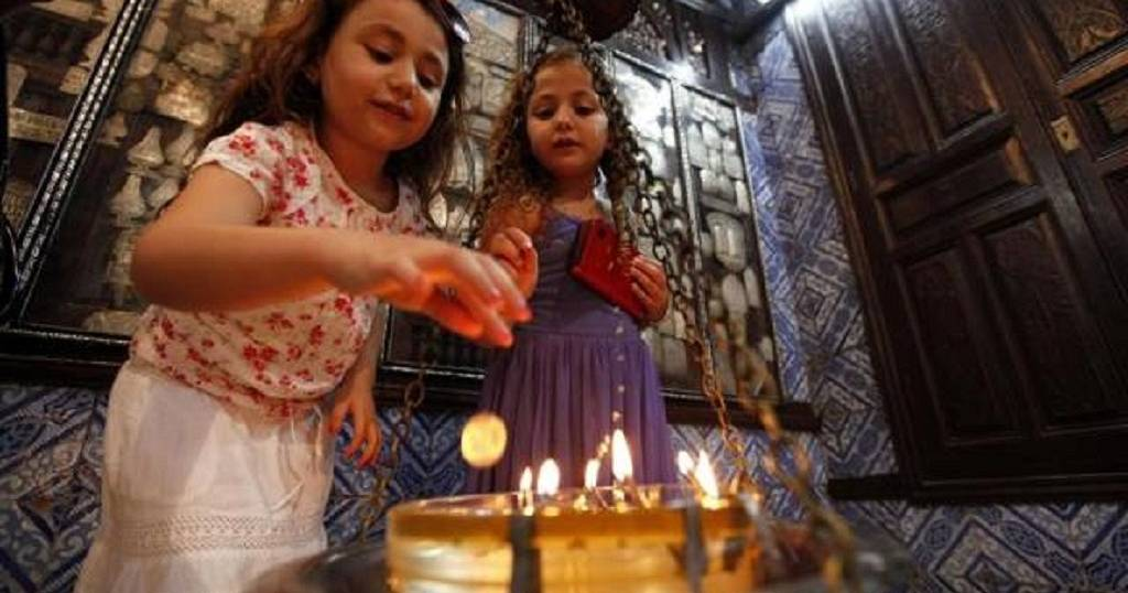 Pilgrims flock to Africa's oldest synagogue for annual Lag BaOmer festival